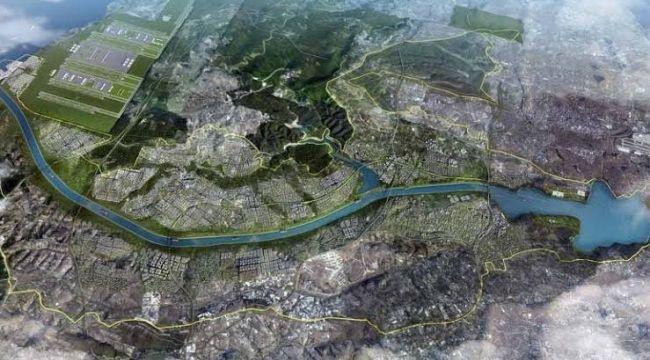 Kanal İstanbul çevresine kurulacak Yenişehir'in detayları belli oldu