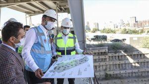 Murat Kurum'dan İstanbul Finans Merkezi açıklaması