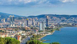 İnşaatta ibre İzmir'e dönük