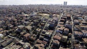 Kentsel dönüşümde 'imar alanları ve riski bölgeler' ayrıntısı