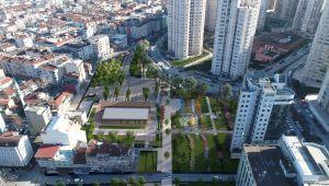 TOKİ'den, Bursa'ya yeni millet bahçeli meydan