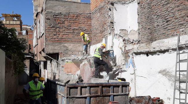 Bağlar'daki kentsel dönüşüm çalışmalarının ayrıntıları belli oldu