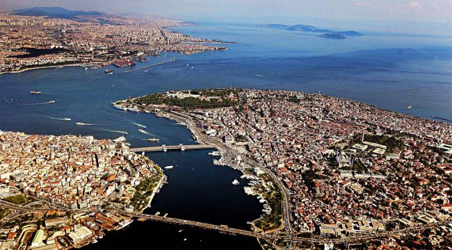 İstanbul'un deprem haritası yayınlandı