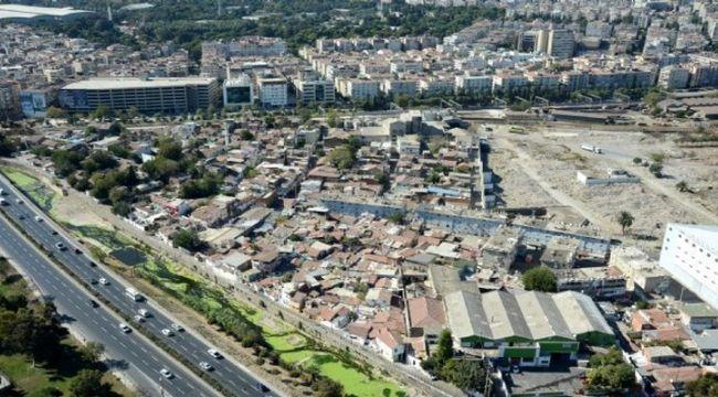 İzmir Ege Mahallesi'nde kentsel dönüşüm başlıyor