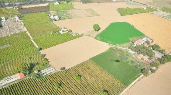 Kiralanacak tarım arazileri hesaplanıyor