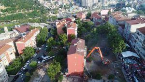 Okmeydanı'nda kentsel dönüşüm için ilk kazma Kasım'da vuruluyor