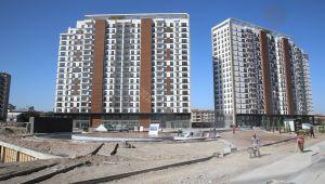 Sahabiye Kentsel Dönüşüm Projesi'nde 7 bloktan oluşan 622 daire ve 55 işyerinin yapımı tamamlandı