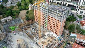 Maçka'daki yurt inşaatına tepkiler sürüyor