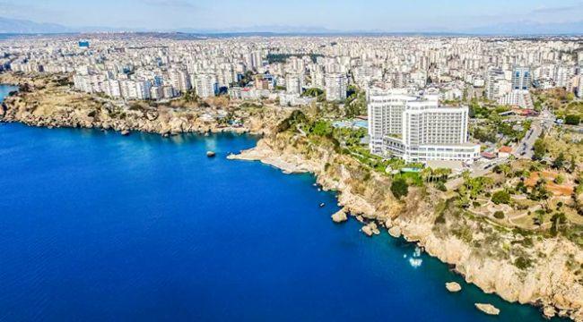 Yabancılar her 5 konuttan birini Antalya'dan alıyor