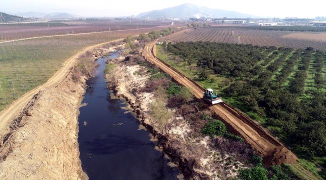 Belevi Kanalına neşter