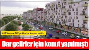 AKP'lilere ve THY yetkilerine kurasız satıldı