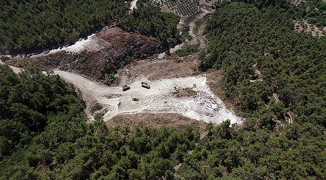 'Belenyenice Göletine' İlk Kazma Vuruldu