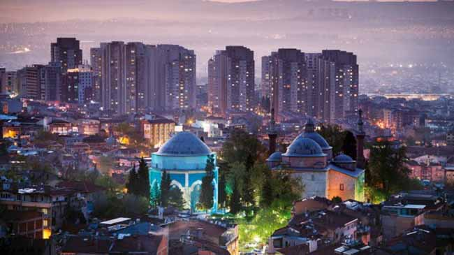 Kentsel Dönüşüm Bursa'da Konut Fiyatlarını Uçurdu