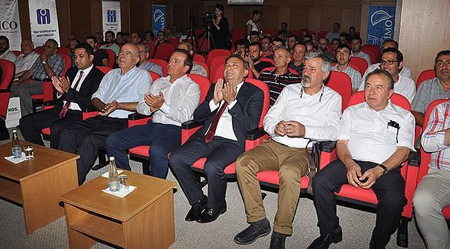 Samsun'da 'Beton Teknolojileri ve Doğru Beton Uygulamaları Semineri'