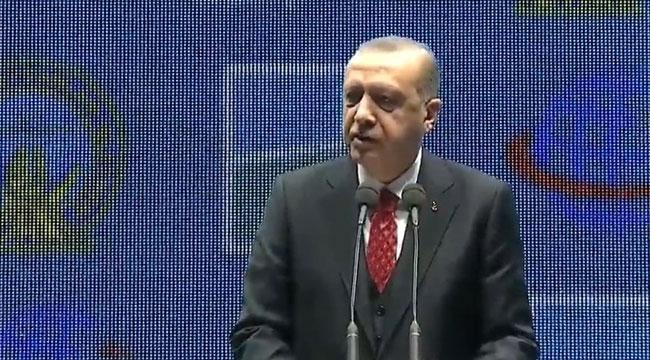 Cumhurbaşkanı Erdoğan'dan kentsel dönüşüm uyarısı