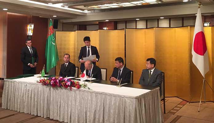 Rönesans Holdingten Türkmenistana Yeni Yatırım Ekonomi